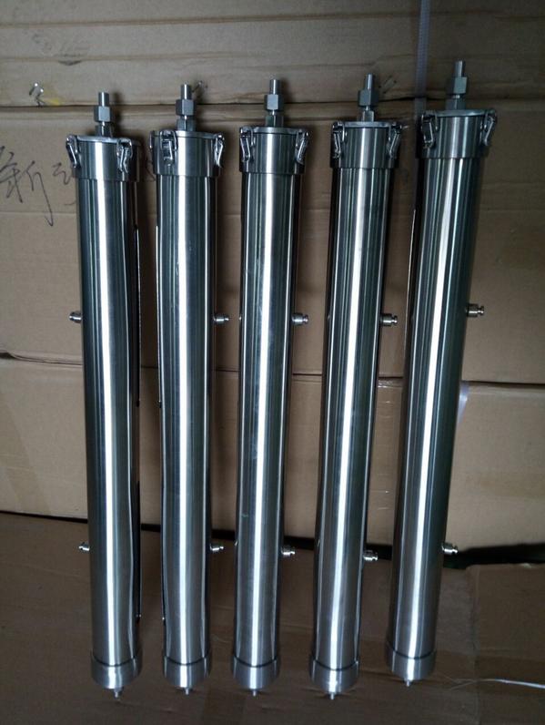 SI-V15M-6AI离子交换柱透明可视窗